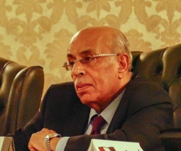 الوزير الدكتور/ مفيد شهاب